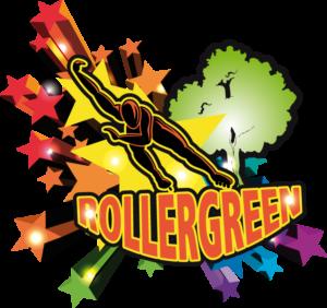 Logo Roller Green